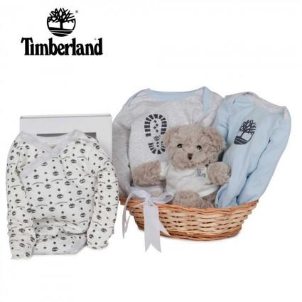 Baby Geschenkkorb Timberland Bodies
