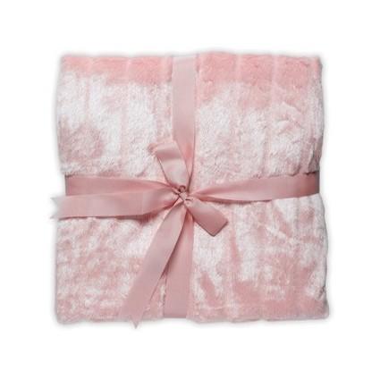Velour Baby Blanket