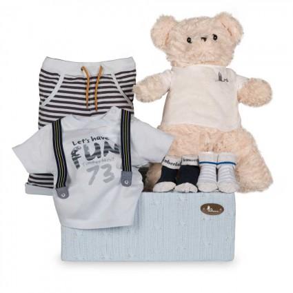 Baby Geschenkbox Timberland Sport