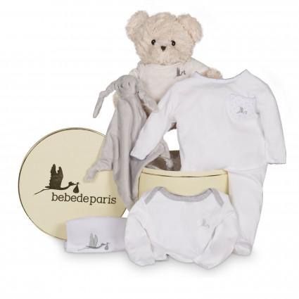 Baby Geschenkbox Trendig