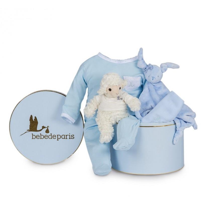 Serenity Essential Baby Hamper Blue