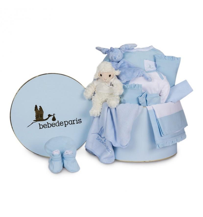 Blue Serenity Complete Baby Hamper